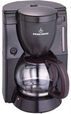 Buy Black & Decker DCM 55 4 Cup Coffee Maker: Coffee Maker