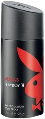 Buy Playboy Vegas Deo Spray  -  150 ml: Deodorant