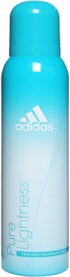 Buy Adidas Pure Lightness Deo Spray  -  150 ml: Deodorant