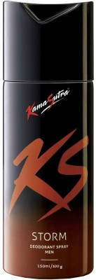 Buy Kamasutra Storm Deo Spray  -  150 ml: Deodorant