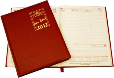 Buy India Today Yearbook Diary: Diary Notebook