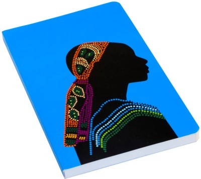 Buy Letternote Vivid Series Africa Woman Notebook Soft Bound: Diary Notebook