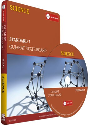 Buy Edurite Gujarat Board Class 7 Science: Educational Media
