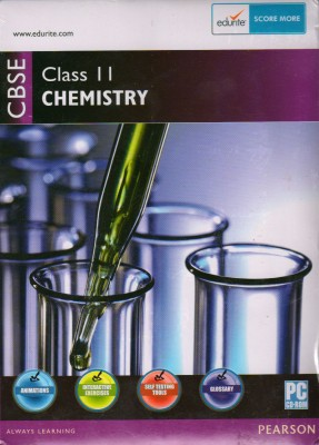 Buy Edurite CBSE Class 11 Chemistry: Educational Media