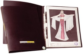Buy Trio Refillable Designers Display Book: File Folder