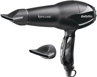 Babyliss 6612e ipro 2200w ac motor hair dryer price in for Ac motor hair dryer