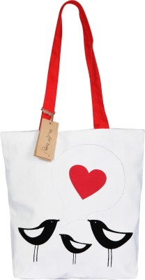 Buy Be for Bag Love Birds Tote  - For Women: Hand Messenger Bag