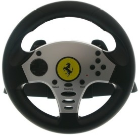 Buy Thrustmaster Universal Challenge 5 in 1 Racing Wheel: Joystick