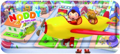 Buy Disney Noddy Graphics Art Metal Pencil Box: Pencil Box