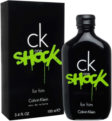 Buy Calvin Klein One Shock EDT  -  100 ml: Perfume