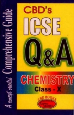 Buy ICSE Q & A CHEMISTRY Class-X: Regionalbooks