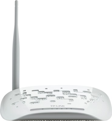 Buy TP-LINK TD-W8151N 150Mbps Wireless N ADSL2+ Modem Router: Router