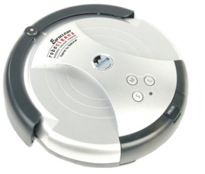 Buy Eureka Forbes Euroclean Robocleanz Robotic Floor cleaners: Vacuum Cleaner